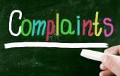 Complaint concept — Stock Photo