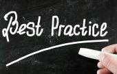 Mejor concepto de práctica — Foto de Stock