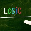 Logic concept — Stock Photo #53704363