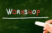 Workshop concept — Stock Photo