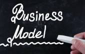 Business model — Stock Photo