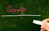 Růst koncept — Stock fotografie