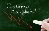 Customer complaint — Stock Photo