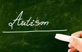 Autismus-konzept — Stockfoto