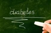 Cukrovka koncept — Stock fotografie