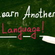 Learn another language! — Stock Photo #60030239