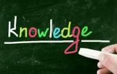Concetto di conoscenza — Foto Stock