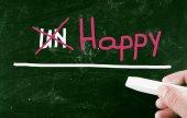 幸福的概念 — 图库照片