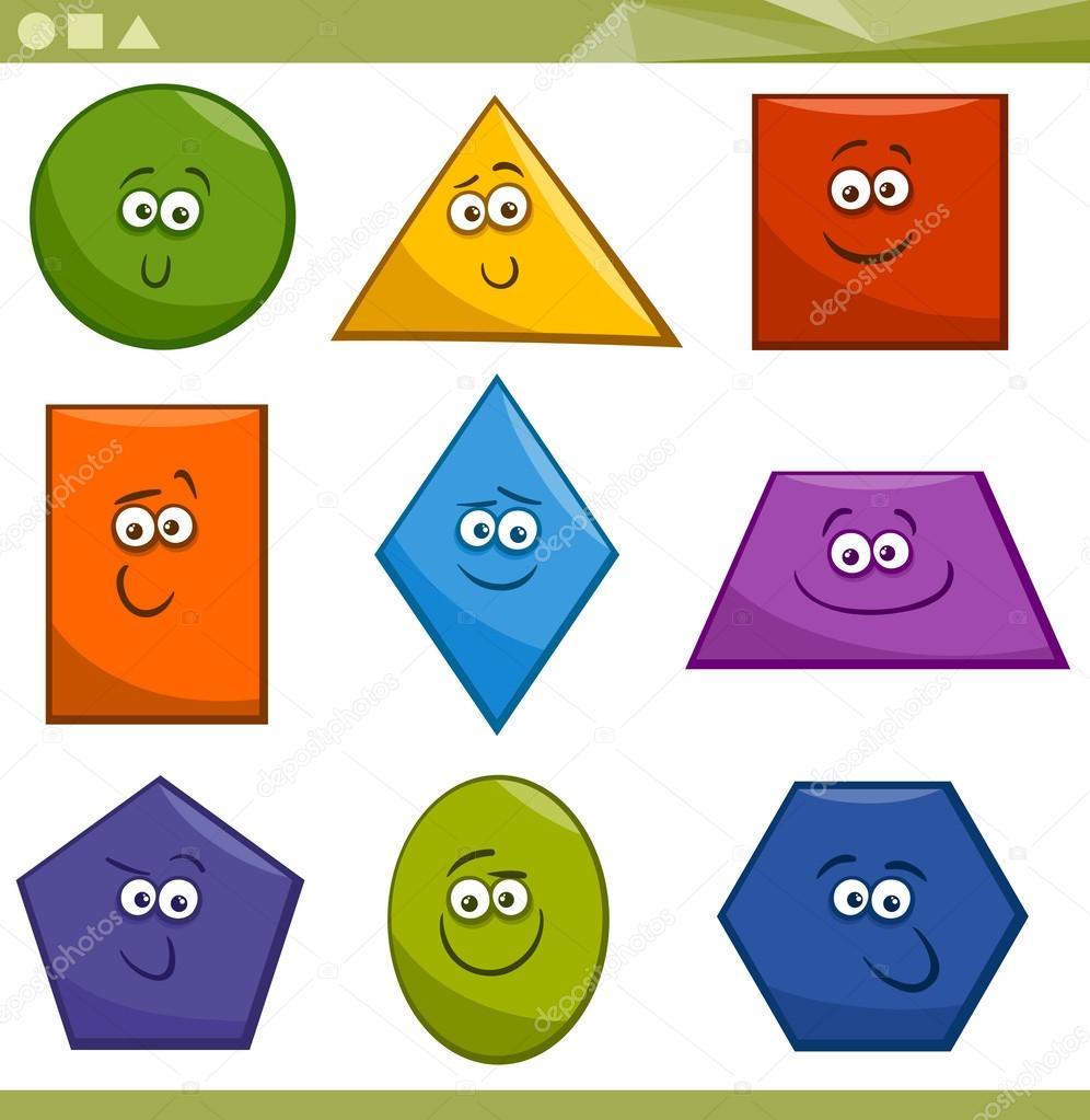 Figuras Geometricas Shapes