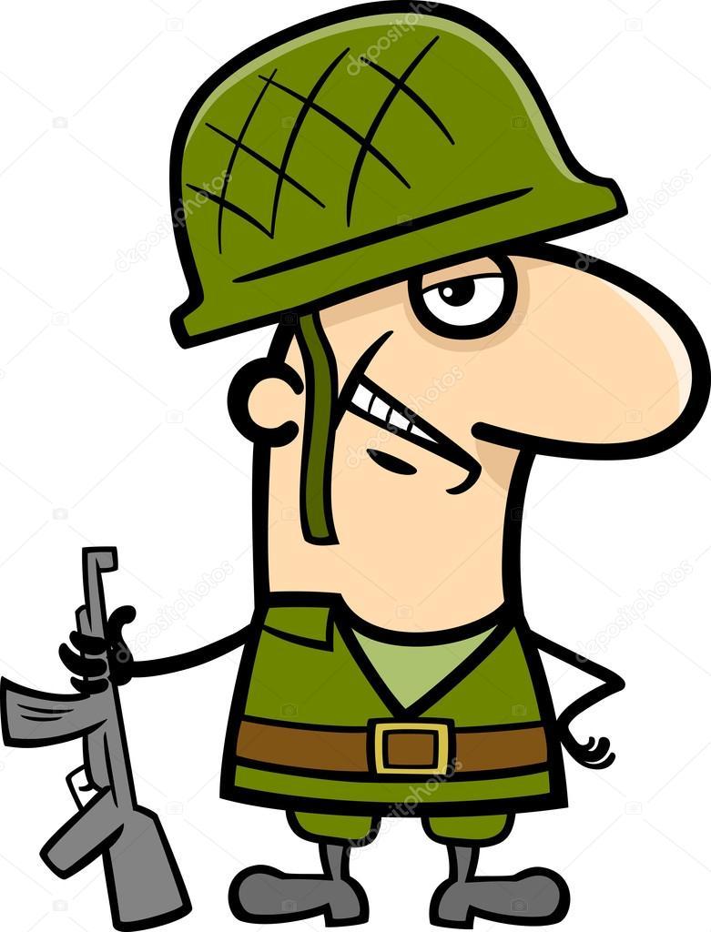 ilustraci u00f3n de dibujos animados de soldado vector de gun clipart f-18 sun clipart