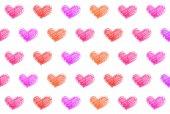 Paint heart — Stock Photo