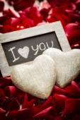 バレンタインの日. — ストック写真