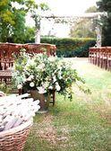 Matbord för ett bröllop eller företags event — Stockfoto