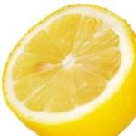 Seamless pattern of yellow lemon slices — Stock Photo #57610971