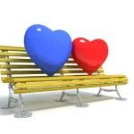 3d heart — Stock Photo #58136837