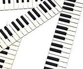Grand piano. — Stock Photo