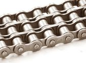 Car chains — Stock Photo