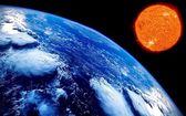 Earth. — Stock Photo