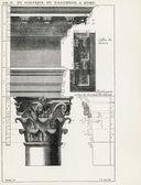 Pantheon in Rome VIII — Stock Photo