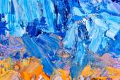 Abstract painting fragment — Stock Photo