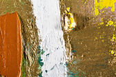 Streszczenie tło sztuki malowane tła — Zdjęcie stockowe