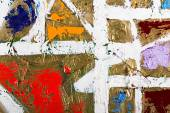 Abstract oil painting fragment — Foto Stock