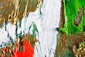 Abstract hand painted background — Stock fotografie