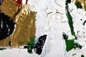 Abstraite peint de fond à la main — Photo
