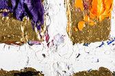 Origineel olieverfschilderij op doek — Stockfoto