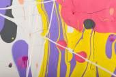 Illustrazione di sfondo di pittura astratta — Foto Stock
