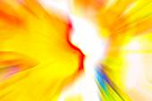 Abstract multicolored background. Rays of colorful light — Stock Photo