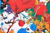 Abstract vivid painting — Stock Photo