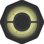 Analogic instrument — Stock Vector