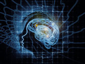 Material of the Mind — Stock Photo