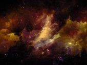 Design Nebula — Stock Photo