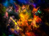 Space Meditations — Stock Photo