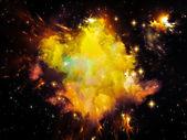 Astral Nebula — Stock Photo