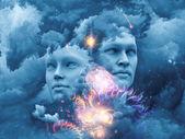 Emergence of the Mind — Stock Photo
