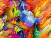 Evolving Color — Stock Photo