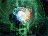 Complex Mind — Stock Photo