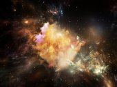 Lights of Universe — Stock Photo
