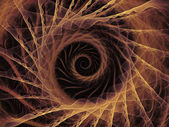 Spiral Background. — Stock Photo