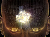Mind Energy — Стоковое фото