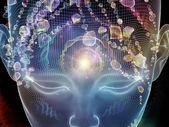 Mind Composition — Stockfoto