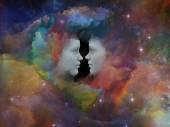 Cloud Unity — Stock Photo