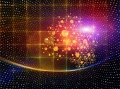 Particle Technologies — Stock Photo