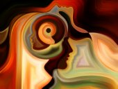 Beyond Inner Paint — Zdjęcie stockowe