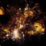 Inner Cosmos — Stock Photo #55979673