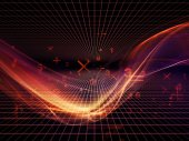 Energía de reinos fractal — Foto de Stock