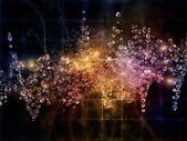 Elements of Microcosm — Stock Photo